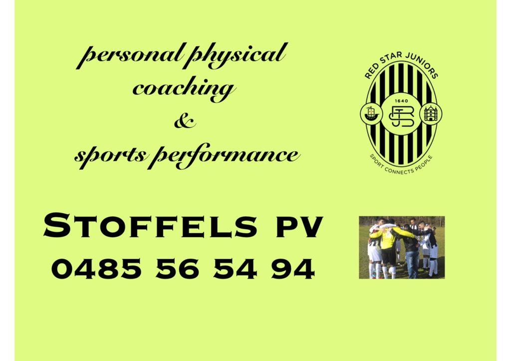 STOFFELS PV sponsor